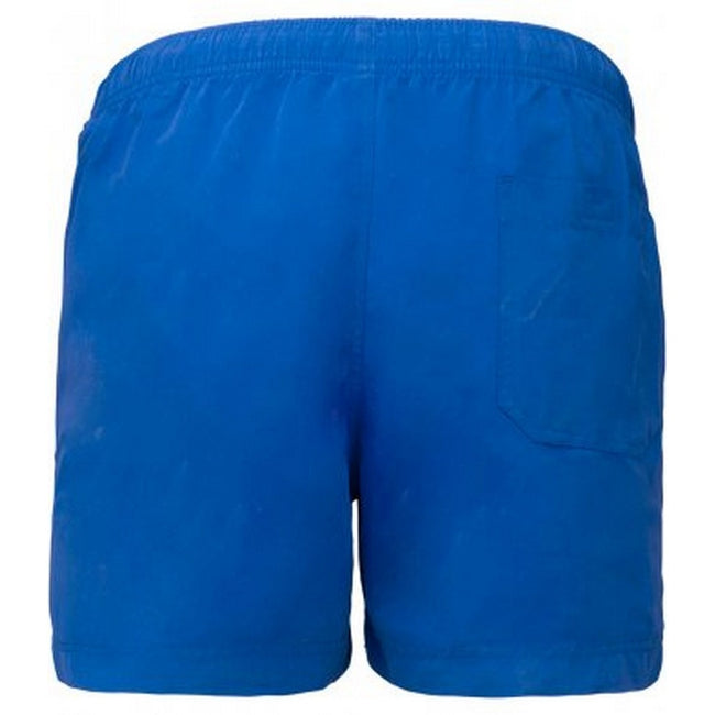 Aqua - Front - Proact Adults Unisex Swimming Shorts
