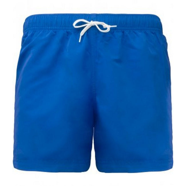 Aqua - Back - Proact Adults Unisex Swimming Shorts
