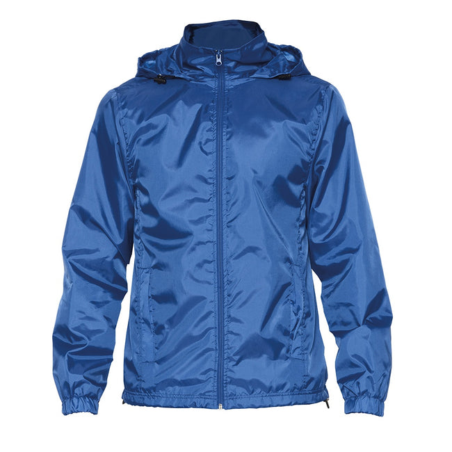 Red - Front - Gildan Mens Hammer Windwear Jacket