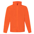 Charcoal - Front - Gildan Mens Hammer Windwear Jacket