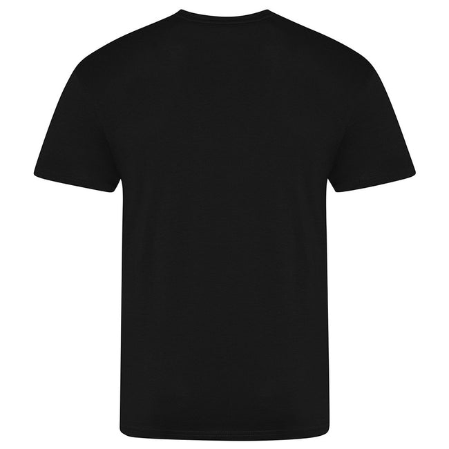 Dusty Purple - Front - AWDis Just Ts Mens The 100 T-Shirt