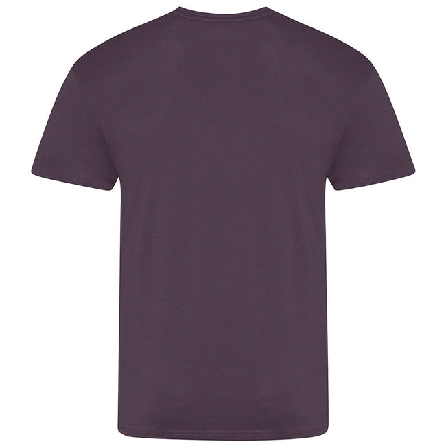 Mustard - Back - AWDis Just Ts Mens The 100 T-Shirt