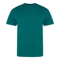 Oxford Navy - Front - AWDis Just Ts Mens The 100 T-Shirt