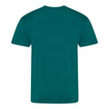 Oxford Navy - Back - AWDis Just Ts Mens The 100 T-Shirt