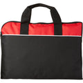 Solid Black-Gray - Front - Bullet Tampa Conference Bag