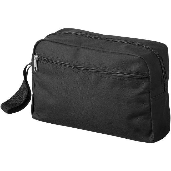 Solid Black - Back - Bullet Transit Toiletry Bag