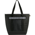 Heather Charcoal - Front - California Innovations 56-Can Lasana Cooler Tote