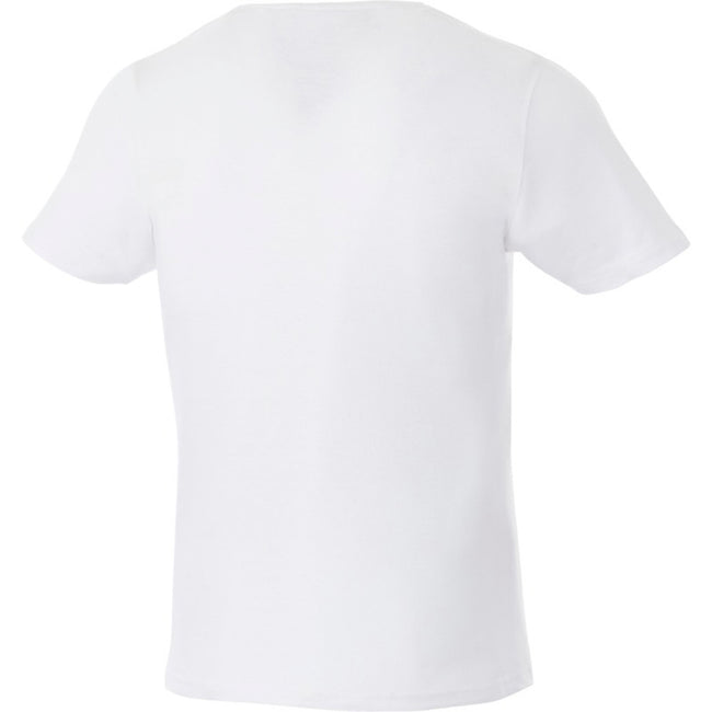 Heather Gray - Front - Elevate Mens Finney Short Sleeve T-Shirt