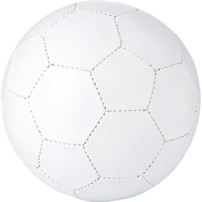 White - Back - Bullet Impact Football