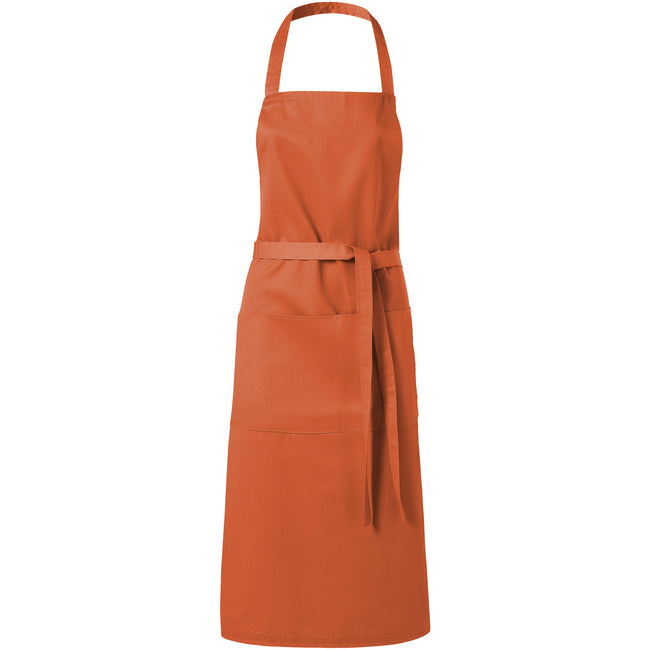 Solid Black - Front - Bullet Viera Apron (Pack of 2)