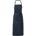 Brown - Front - Bullet Viera Apron (Pack of 2)