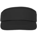 Solid Black - Back - Hera Sun Visor