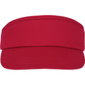 Red - Back - Hera Sun Visor