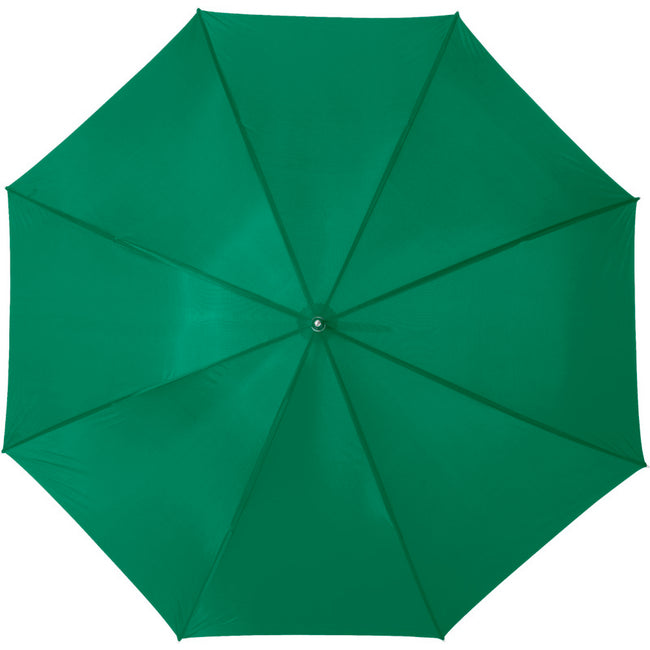 Green - Back - Bullet 30in Golf Umbrella
