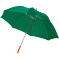 Green - Side - Bullet 30in Golf Umbrella