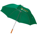 Green - Pack Shot - Bullet 30in Golf Umbrella