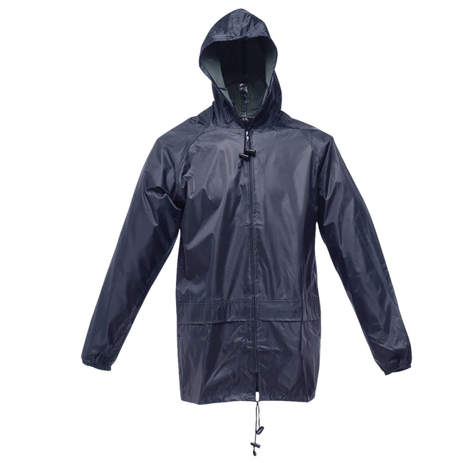 Navy - Front - Regatta Professional Mens Pro Stormbreaker Waterproof Jacket