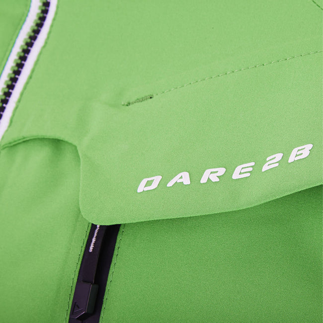 Fairway Green - Side - Dare 2B Mens Ski Sport Well Versed Jacket