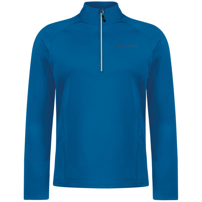 Methyl Blue - Front - Dare 2B Mens Interfuse Core Stretch Lightweight Pullover