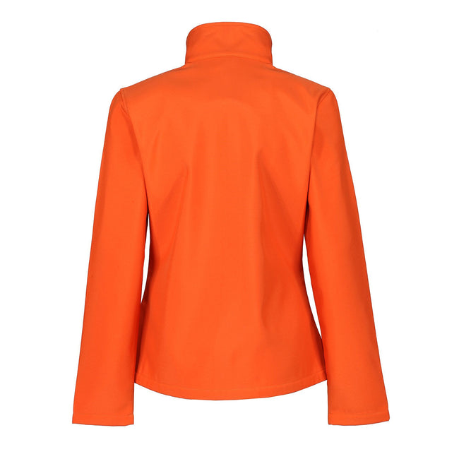 Extreme Green - Front - Regatta Womens-Ladies Ablaze Printable Softshell Jacket