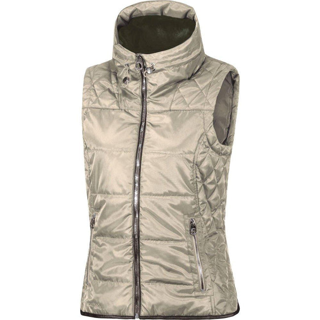 Light Vanilla - Back - Regatta Womens-Ladies Winika Bodywarmer
