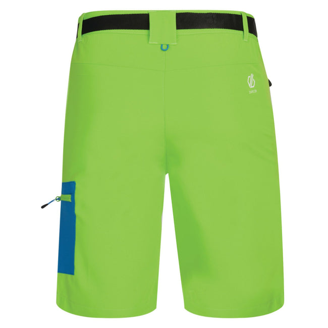 Jasmine Green - Back - Dare 2B Mens Disport Lightweight Multi Pocket Shorts