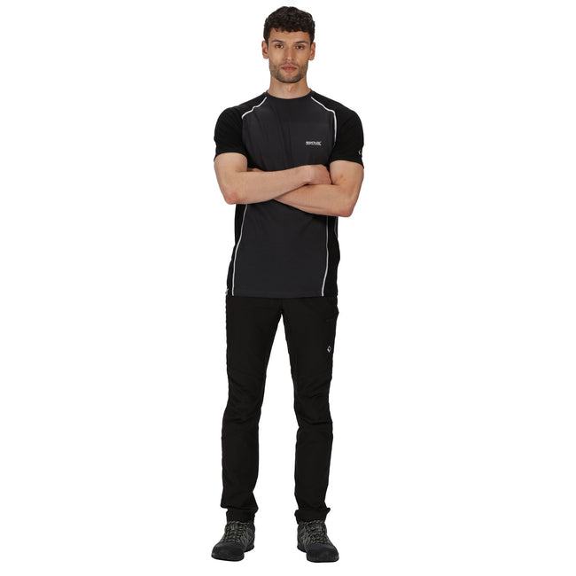 Ash - Lifestyle - Regatta Mens Tornell II Active T-Shirt