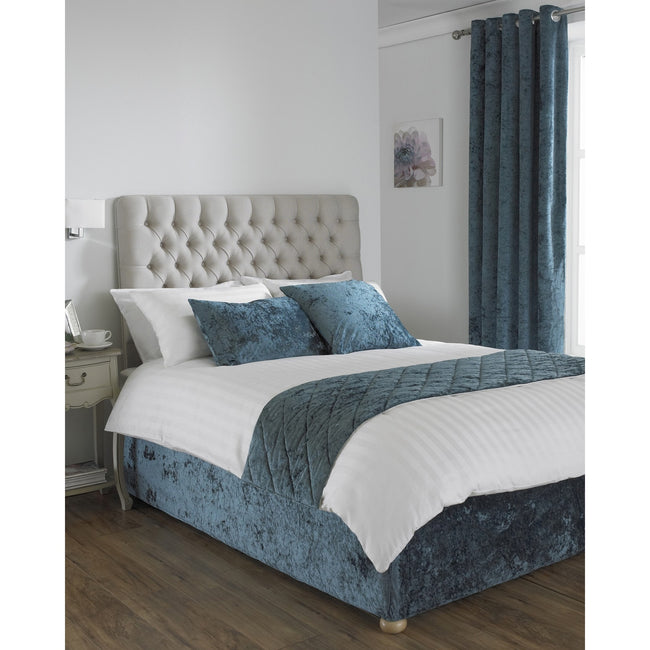Teal - Front - Riva Home Verona Bed Wrap