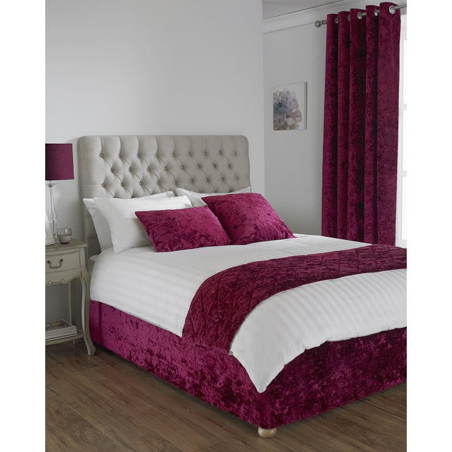 Wine - Front - Riva Home Verona Bed Wrap