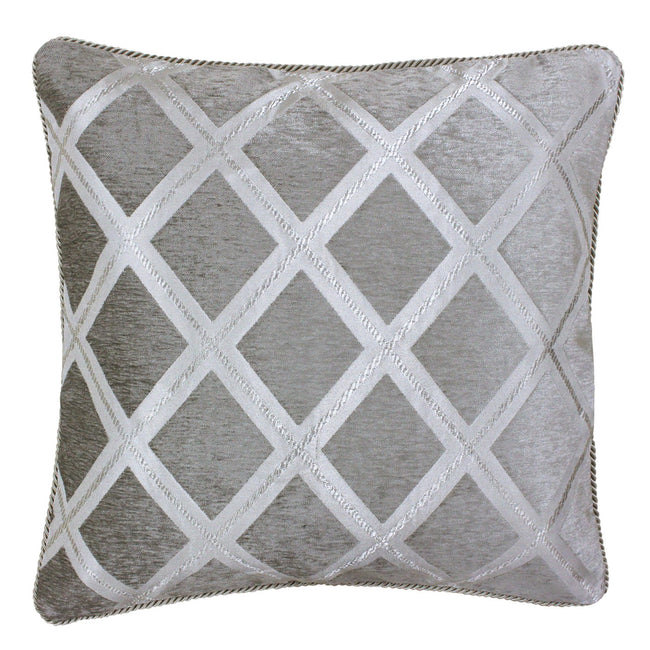 Oyster - Front - Riva Paoletti Hermes Cushion Cover