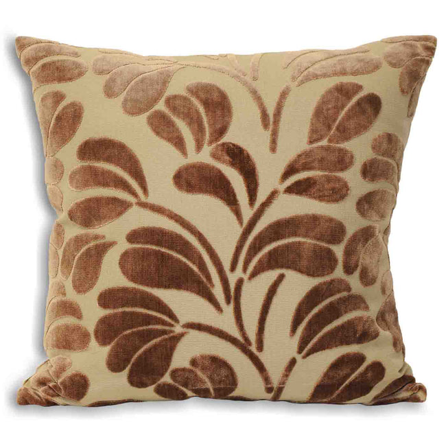 Beige - Front - Riva Home Palm Cushion Cover