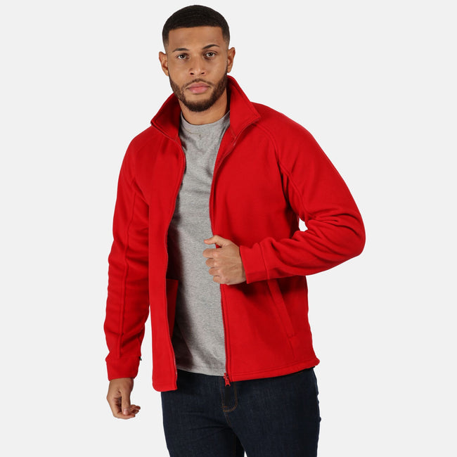 Oxford - Front - Regatta Mens Thor III Anti-Pill Fleece Jacket