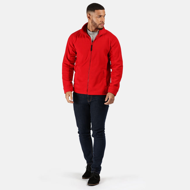 Oxford - Side - Regatta Mens Thor III Anti-Pill Fleece Jacket