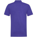 Black - Front - RTY Workwear Mens Pique Knit Heavyweight Polo Shirt (S-10XL) - Extra Large Sizes