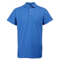 Purple - Front - RTY Workwear Mens Pique Knit Heavyweight Polo Shirt (S-10XL) - Extra Large Sizes