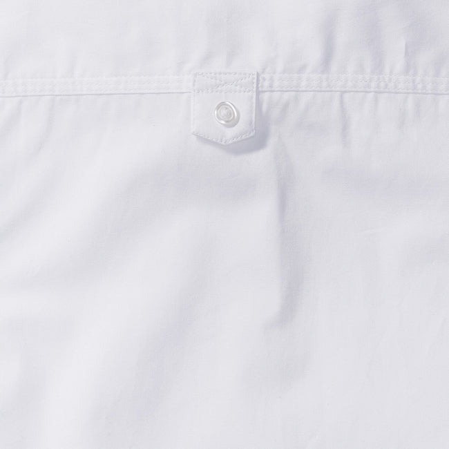 White - Pack Shot - Russell Collection Womens-Ladies Long Sleeve Classic Twill Shirt