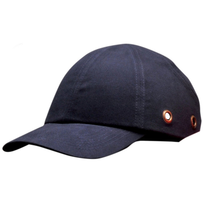Navy - Front - Portwest Safety Bump Baseball Cap