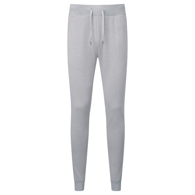 Silver Marl - Front - Russell Mens HD Jogging Bottoms