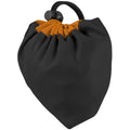 Black-Orange - Back - Result Core Compact Shopping Bag