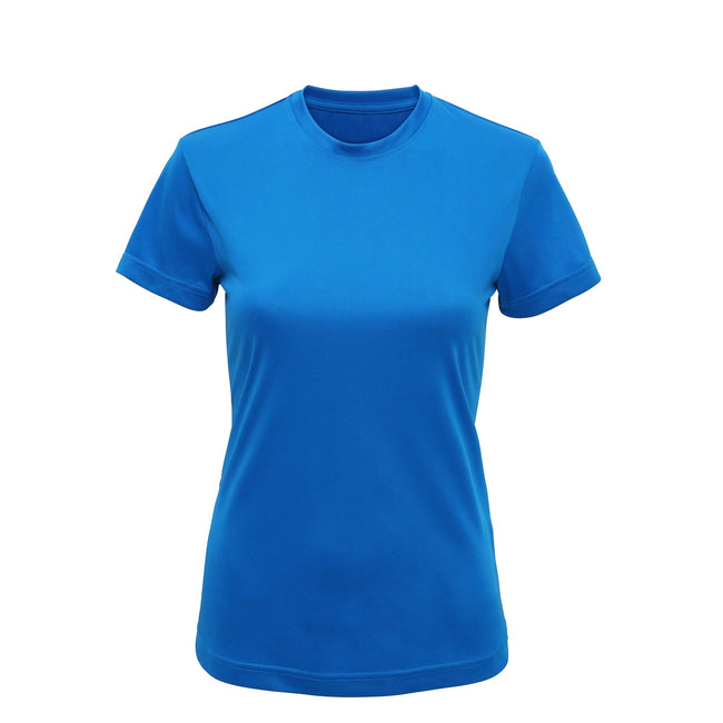 Bright Kelly - Front - Tri Dri Womens-Ladies Performance Short Sleeve T-Shirt