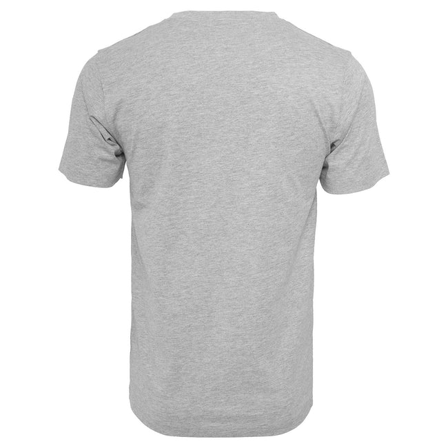 Navy - Front - Build Your Brand Mens T-Shirt Round Neck