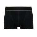 Black-White - Front - TriDri Mens Boxer Briefs