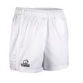 White - Front - Rhino Childrens-Kids Auckland Rugby Shorts