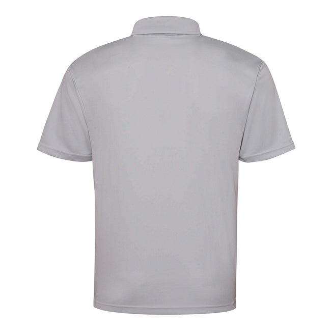 Kelly Green - Back - Just Cool Mens Plain Sports Polo Shirt