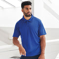 Reflex Blue - Back - Just Cool Mens Plain Sports Polo Shirt