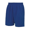 Royal Blue - Front - Just Cool Mens Sports Shorts