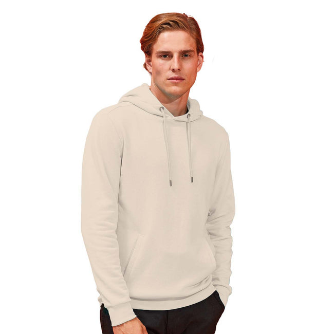 Bright Ocean - Front - Asquith & Fox Mens Organic Hoodie