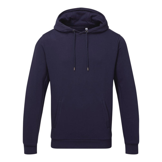 Olive - Front - Asquith & Fox Mens Organic Hoodie
