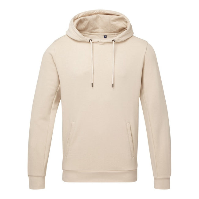 Black - Front - Asquith & Fox Mens Organic Hoodie