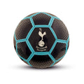 Black-Blue-White - Front - Tottenham Hotspur FC Diamond Soccer Ball
